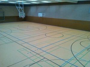Sporthalle Kisdorf