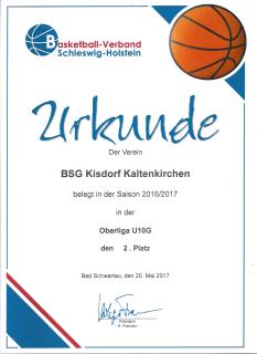 U10 Urkunde 2017 - Kopie