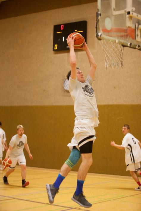 Basketball 1.Herren BSG Kisdorf/Kaltenkirchen - MTV Lübeck