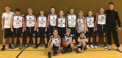 U12 Team Trikots