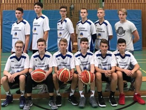 U18 Das Team